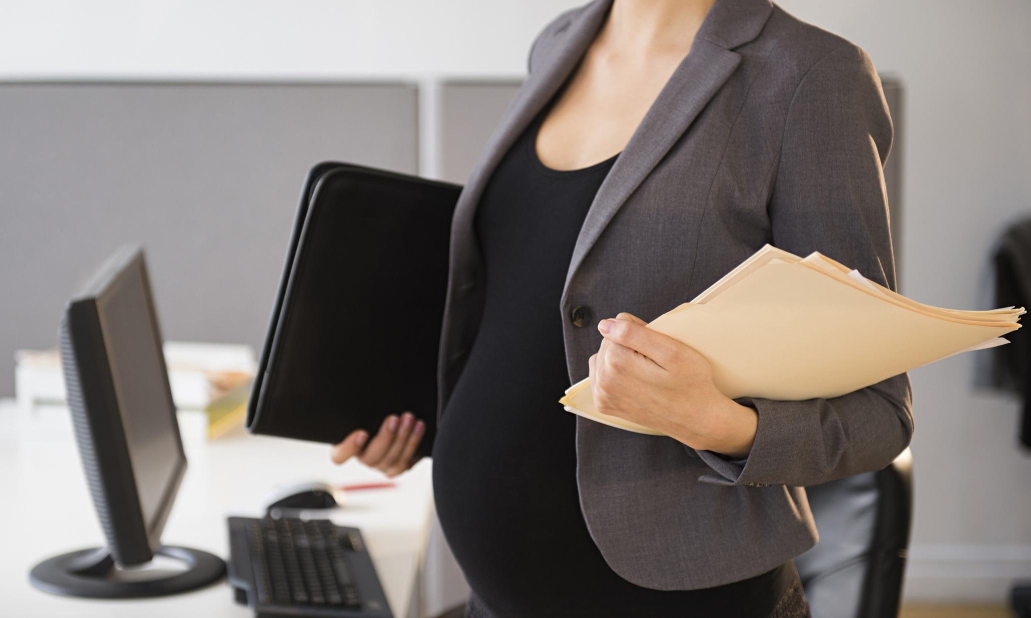 Гарантии и льготы беременным женщинам и женщинам