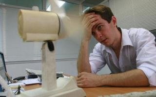 Порядок сокращения рабочего дня при повышенной температуре воздуха