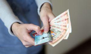 Уровень средней зарплаты в Белоруссии в 2019 году
