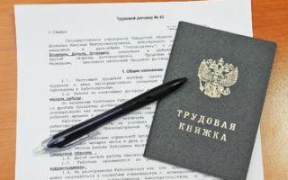 Процедура увольнения сотрудника, работающего по срочному трудовому договору