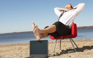 Порядок оформления заявления на отгул в счет будущего отпуска