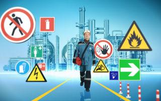 Разновидности инструктажей по охране труда