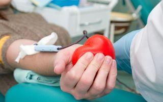 Порядок предоставления отгула за сдачу крови