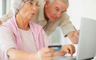 Способы узнать о начислении и размере пенсии через ресурсы интернет