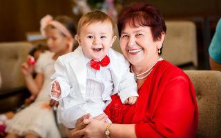 Нюансы ухода бабушки в декретный отпуск по уходу за внуком