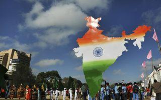 Уровень средней зарплаты в Индии и Индонезии