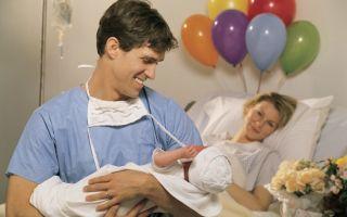 Порядок предоставления отгулов отцу при рождении ребенка