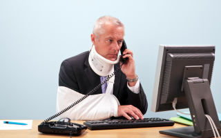 Оплата больничного листа при производственной травме