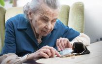 О размере пенсии по старости без наличия трудового стажа