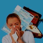 Процедура продления отпуска в связи с уходом на больничный