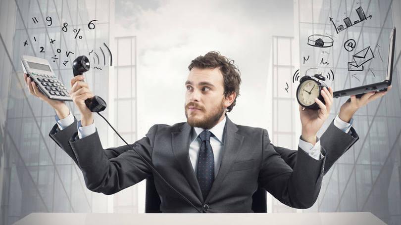 Работа и предпринимательство