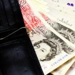 Размер средней зарплата в Англии