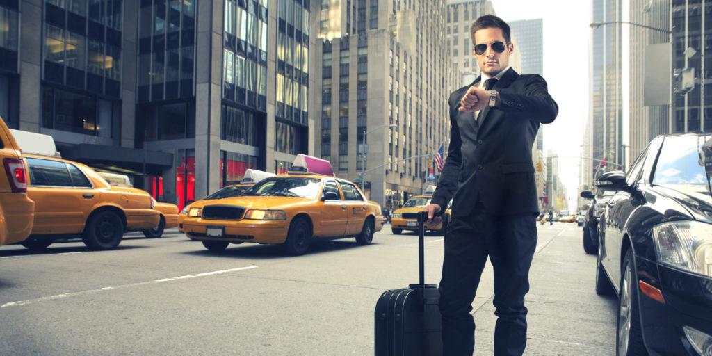 Оплата такси в командировке 2020