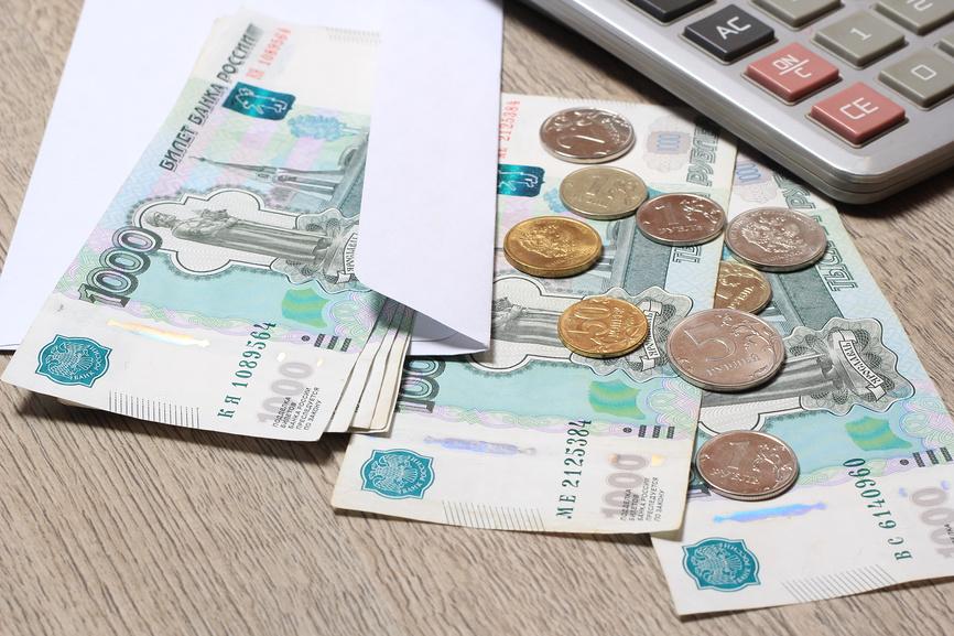 Налоги с аванса