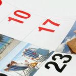 Правила составления графика отпусков