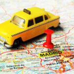 Оплата такси в командировке