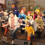 Участие в несовершеннолетних детей в постановках по трудовому договору