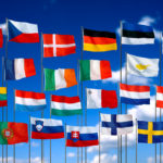 Уровень средних зарплат в странах Европы у работников