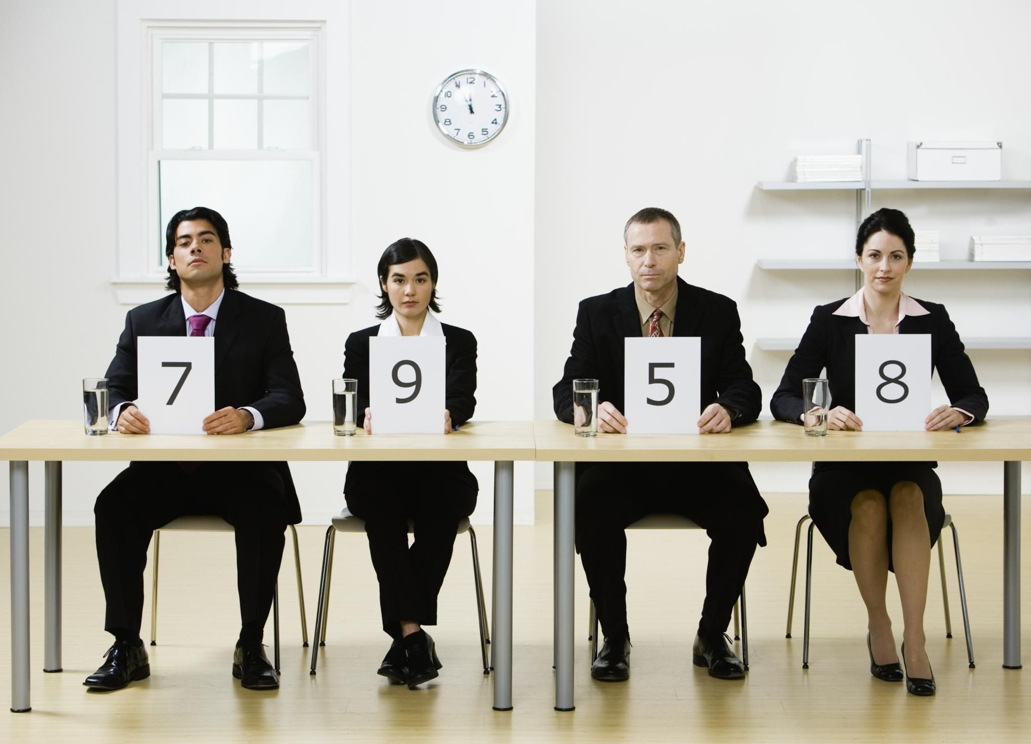 Деловая оценка персонала