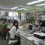Офисные работники в Японии