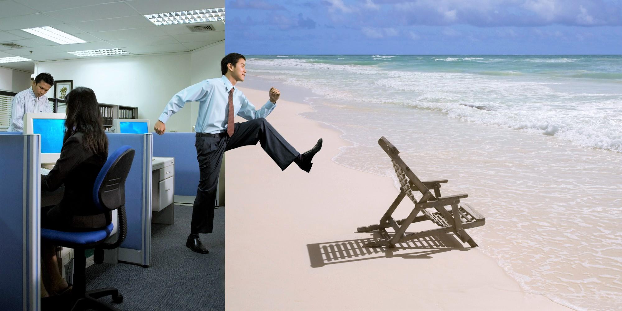 На работе перед отпуском смешные картинки