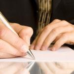 Письменная форма ходатайства об увольнении