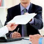 Письменное уведомление сотрудника об изменении штатного расписания