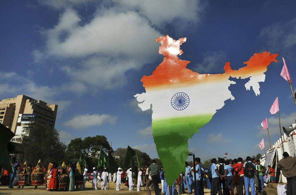 Средняя зарплата в Индии