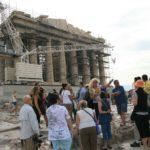 Гид в Греции - популярная сезонная работа для приезжих