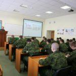 Окончание учебы в военных образовательных учреждениях