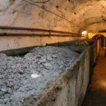 Соблюдение правил безопасности под землей