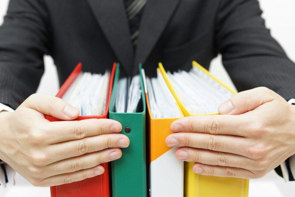 Хранение приказов и заявлений