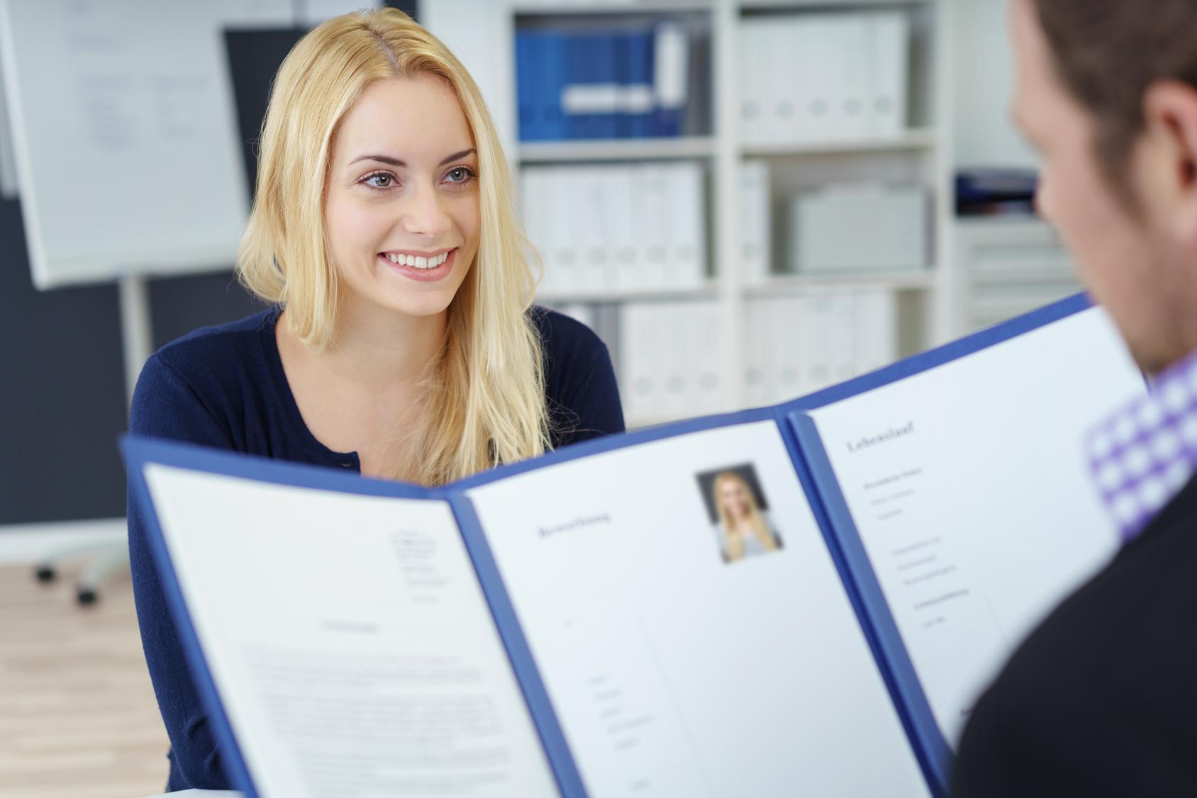 Анкета при приеме на работу на менеджера по продажам