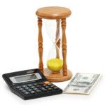 Расчет оплаты сверхурочных часов при окладе