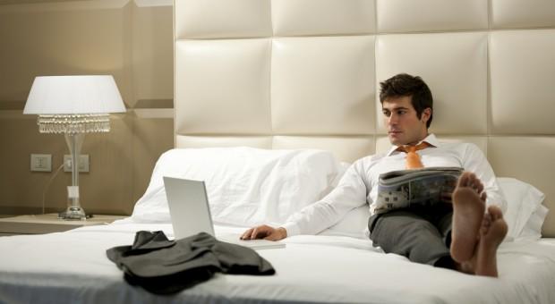 Выплата за проживание в гостинице в командировке