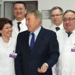 Обеспечение медицинской сферы в Казахстане