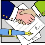 Подписание трудового договора