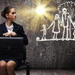 Увольнение по собственному желанию по причине ухода за ребенком до 14 лет