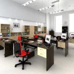 Предоставление служащему рабочего места и оборудования после подписания трудового договора