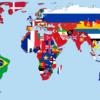 Уровень средних зарплат в странах мира