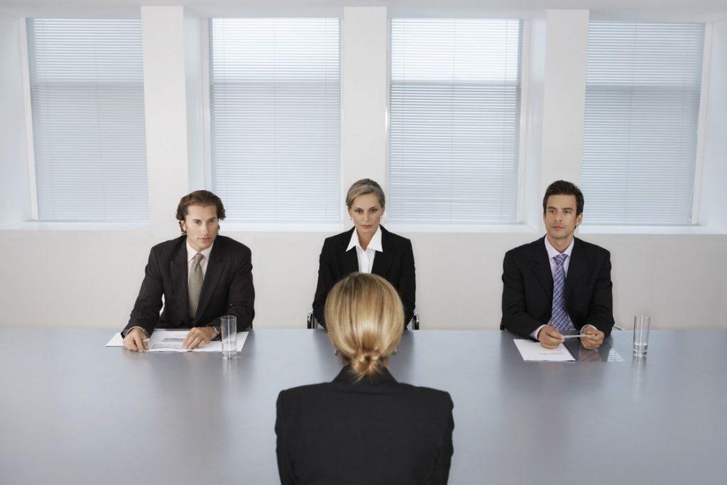 Назначение испытания при приеме на работу
