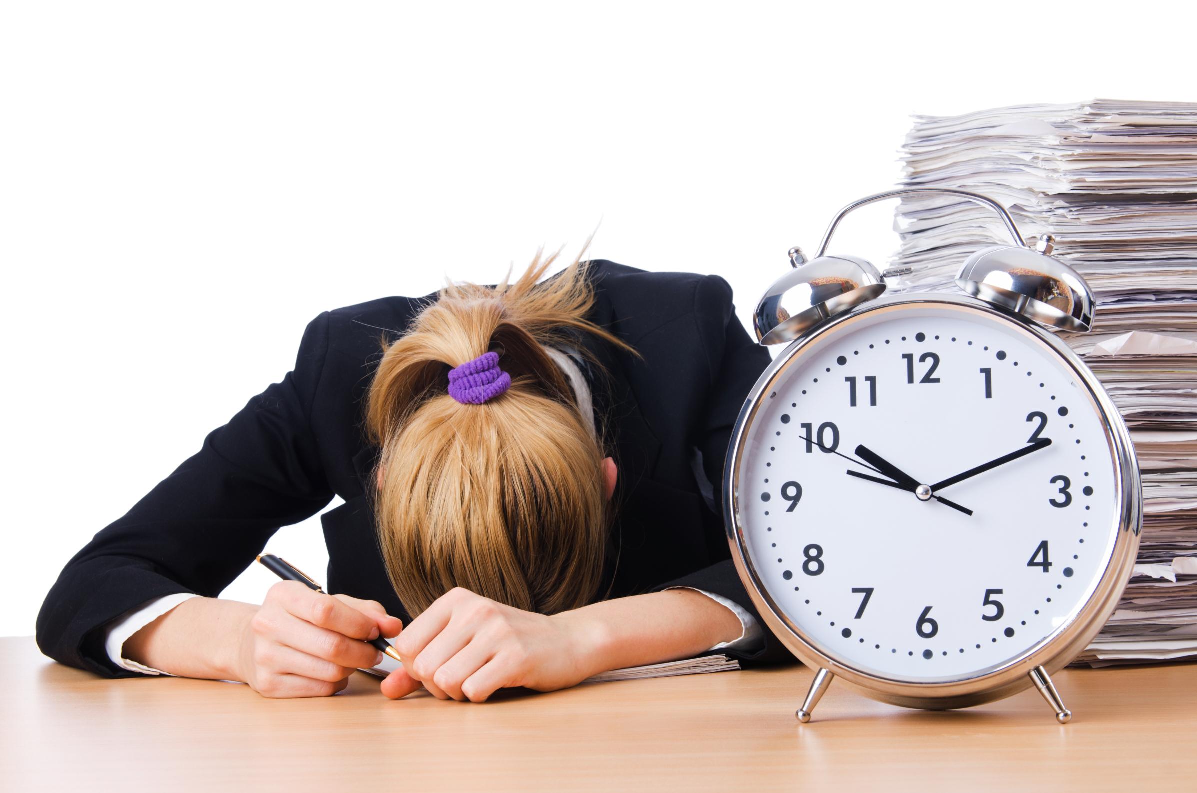 Ненормированный рабочий день