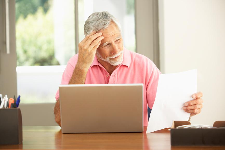 Сокращение пенсионеров