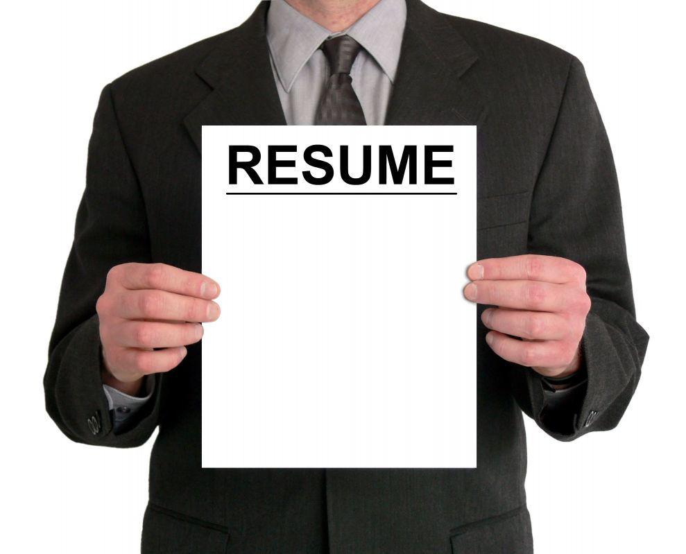 Составление резюме для приема на работу