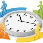 Постановка задач и времени на исполнение каждому сотруднику