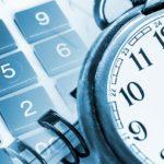 Расчет на предприятии нормы временных затрат