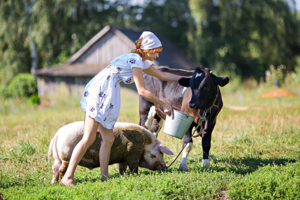Продолжительность рабочего времени для женщин в сельской местности