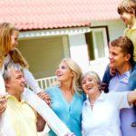 Сбор сведений о членах семьи