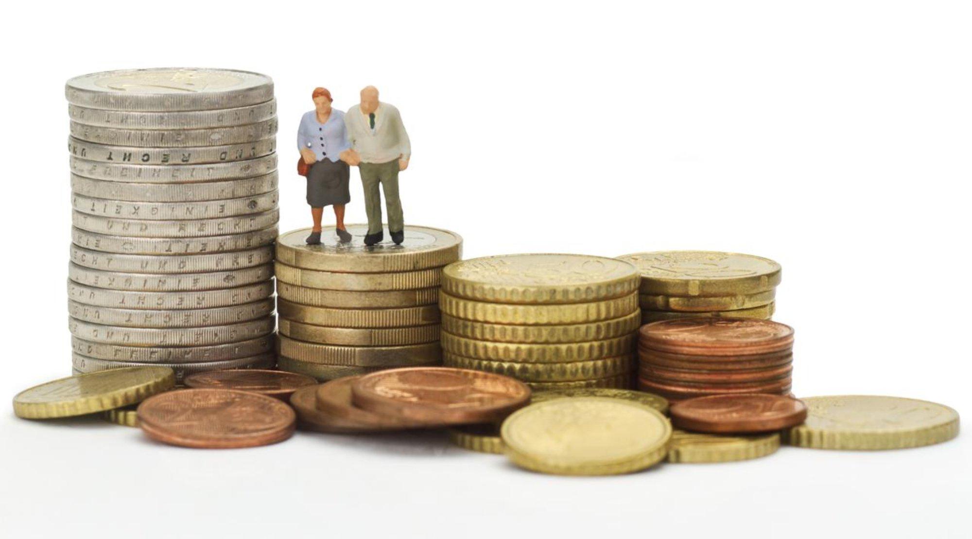 Пенсионные выплаты неработающим пенсионерам