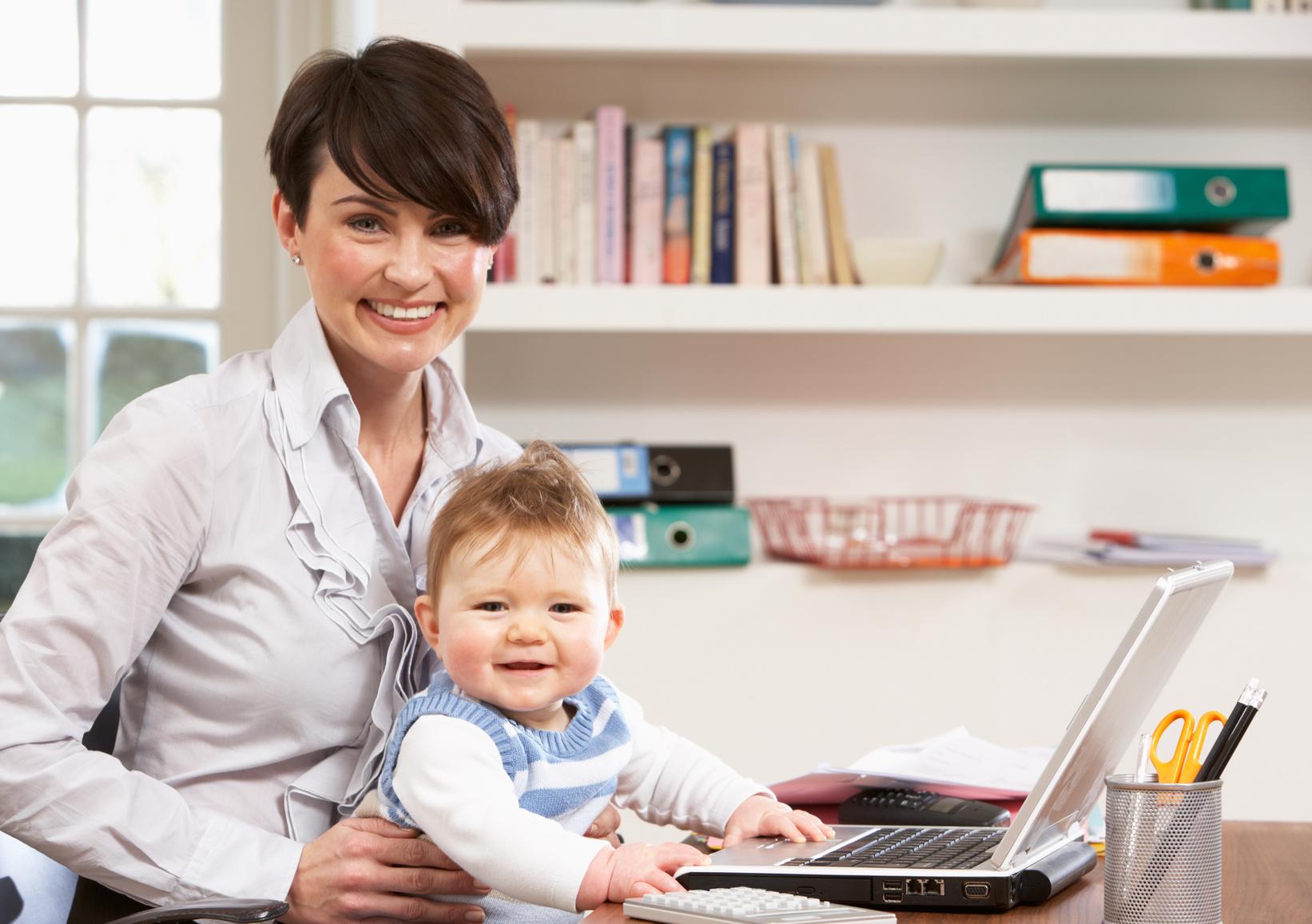 Неполный рабочий день для женщин с детьми до 14 лет
